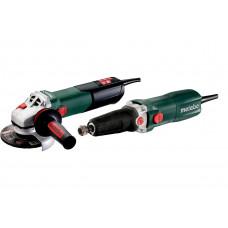WEA 15-125 Quick GE 710 Plus Set (690916000) Комплекты инструментов, работающих от электросети Metabo