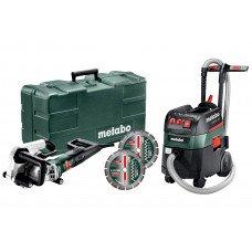 MFE 40 ASR 35 L ACP Set (691058000) Комплекты инструментов, работающих от электросети Metabo