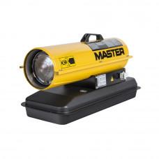 Дизельная тепловая пушка MASTER B 70 CED прямого нагрева на 20 кВт MCS (4010.819)