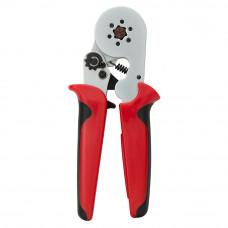 Клещи для опрессовки трубчатых наконечников 0,25-6мм² (шестигранник) ULTRA (4372112) SIGMA (4372122)
