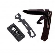 Нож раскладной 112мм (рукоятка композит G10) Sigma (4375721) SIGMA