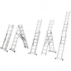 Лестница раскладывающаяся универсальная 10 ступенек Sigma (5032344) SIGMA