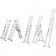 Сходи розкладні універсальна 10 сходинок Sigma (5032344) SIGMA