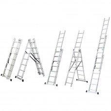 Сходи розкладні універсальна 12 сходинок Sigma (5032354) SIGMA