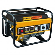 Генератор бензиновий 2.0/2.2 кВт 4-х тактний, ручний запуск Sigma (5710201) SIGMA