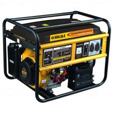Генератор бензиновий 5.0/5.5 кВт 4-х тактний електрозапуск Sigma (5710311) SIGMA