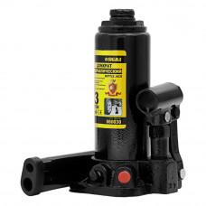 Домкрат гідравлічний пляшковий 3т H 194-372мм Sigma (6101031) SIGMA