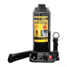 Домкрат гидравлический бутылочный 8т H 230-457мм Sigma (6101081) SIGMA
