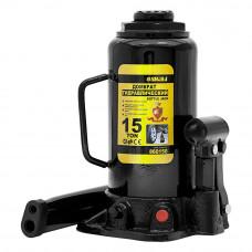 Домкрат гідравлічний пляшковий Sigma 15т H 230-460мм (6101151) SIGMA