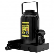 Домкрат гидравлический бутылочный Sigma 30т H 285-465мм (6101301) SIGMA