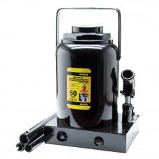 Домкрат гидравлический бутылочный 50т H 300-480мм Sigma (6101501) SIGMA