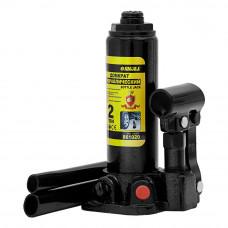 Домкрат гідравлічний пляшковий Sigma 2т H 181-345мм (кейс) (6102021) SIGMA