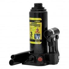 Домкрат гідравлічний пляшковий Sigma 3т H 194-372мм (кейс) (6102031) SIGMA