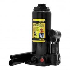 Домкрат гідравлічний пляшковий Sigma 5т H 216-413мм (кейс) (6102051) SIGMA