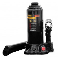 Домкрат гидравлический бутылочный mid 4т H 180-350мм Sigma (6105041) SIGMA