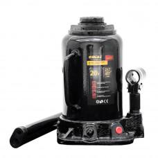 Домкрат гідравлічний пляшковий mid 20т H 217-407мм Sigma (6105201) SIGMA