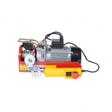 Тельфер электрический 880Вт 200-400кг 6/12м 220В ULTRA (6125022) SIGMA
