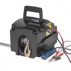Лебедка автомобильная электрическая переносная 2000lbs Sigma (6130011) SIGMA