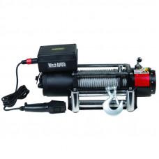 Лебідка автомобільна електрична 8000lbs Sigma (6130031) SIGMA