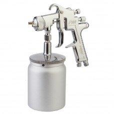Фарборозпилювач НР Ø1.3мм 170-285л/хв 3бар н/б 650мл (мет) Refine (6811241) SIGMA
