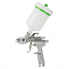 Краскораспылитель HP Ø1.4мм 170-285л/мин 3-3.5бар в/б 500мл (пласт) Refine (6811411) SIGMA
