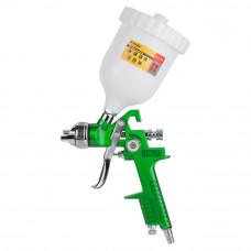 Краскораспылитель HVLP Ø1.4 с в/б  (зеленый) Sigma (6812021) SIGMA