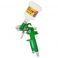 Фарборозпилювач HVLP-mini Ø0.8 (зел) в/б (пласт) Sigma (6812041) SIGMA