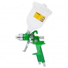 Краскораспылитель HVLP Ø1.3 с в/б (зеленый) Sigma (6812101) SIGMA