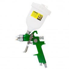 Краскораспылитель HVLP Ø1.7 с в/б (зеленый) Sigma (6812111) SIGMA