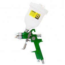 Фарборозпилювач HVLP Ø1.7 з/б (зелений) Sigma (6812111) SIGMA