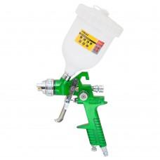 Фарборозпилювач HVLP Ø1.3 1,7 с/б (зелений) Sigma (6812121) SIGMA