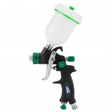 Фарборозпилювач HVLP Ø0.8мм 60-170л/хв 1.5-2бар в/б 100мл (пласт) Refine (6812311) SIGMA