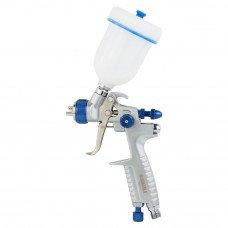 Фарборозпилювач LVMP Ø0.8мм 60-170л/хв 1.5-2бар (для лівої руки)/б 100мл (пласт) Refine (6814111) SIGMA