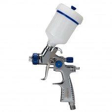 Фарборозпилювач LVMP Ø0.8мм 30-115л/хв 1.5 бар/б 100мл (пласт) Refine (6814191) SIGMA