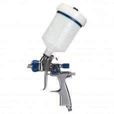 Фарборозпилювач LVMP Ø1.7мм 170-285л/хв 2-2.5 бар/б 600мл (пласт) Refine (6814231) SIGMA