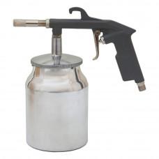 Пневмопистолет пескоструйный (мет. бак) Sigma (6846021) SIGMA