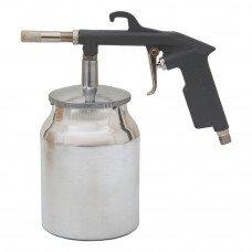 Пневмопістолет піскоструменевий (мет. бак) Sigma (6846021) SIGMA