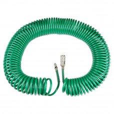 Шланг спіральний поліуретановий (PU) 20м 5.5×8мм Refine (7012091) SIGMA