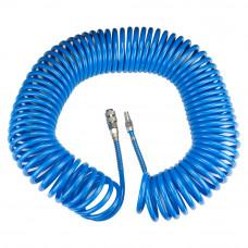 Шланг спиральный полиуретановый (PU) 20м 6.5×10мм Sigma (7012141) SIGMA