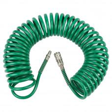 Шланг спиральный полиуретановый (PU) 10м 6.5×10мм Refine (7012171) SIGMA
