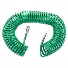 Шланг спиральный полиуретановый (PU) 15м 6.5×10мм Refine (7012181) SIGMA