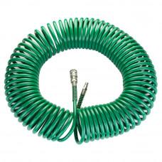 Шланг спиральный полиуретановый (PU) 20м 6.5×10мм Refine (7012191) SIGMA