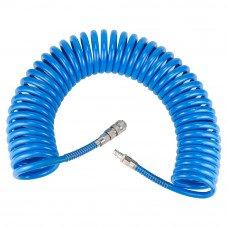 Шланг спиральный полиуретановый (PU) 10м 8×12мм Sigma (7012221) SIGMA