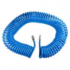 Шланг спиральный полиуретановый (PU) 20м 8×12мм Sigma (7012241) SIGMA
