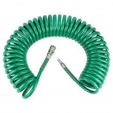 Шланг спиральный полиуретановый (PU) 10м 8×12мм Refine (7012271) SIGMA