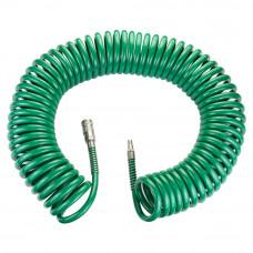 Шланг спиральный полиуретановый (PU) 15м 8×12мм Refine (7012281) SIGMA