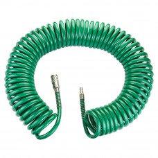 Шланг спіральний поліуретановий (PU) 15м 8×12мм Refine (7012281) SIGMA