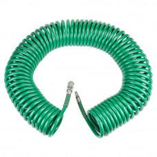 Шланг спиральный полиуретановый (PU) 20м 8×12мм Refine (7012291) SIGMA