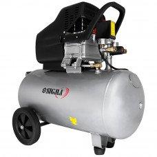 Компресор одноциліндровий 1.8 кВт 230л/хв 8бар 50л (2 крана) Sigma (7043141) SIGMA