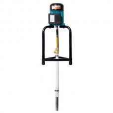 Насос полупогружной шнековый с гибким валом 25м 0.75кВт Hmax 91м Qmax 30л/мин LEO (772602) SIGMA